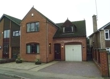 Thumbnail 4 bedroom detached house for sale in Central Avenue, Stoke Park, Coventry, West Midlands