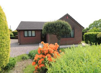 Thumbnail 1 bed detached bungalow for sale in Clough Lane, Werrington, Stoke-On-Trent