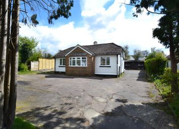 Thumbnail 4 bed detached bungalow to rent in Honeycrock Lane, Salfords, Redhill