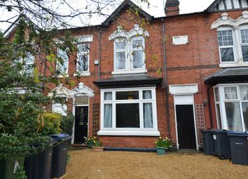 Thumbnail 5 bedroom terraced house for sale in Alcester Road South, Kings Heath, Birmingham