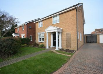 Thumbnail 4 bed detached house for sale in Thistledown, Carlton Colville, Lowestoft