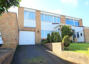 Thumbnail 4 bed end terrace house for sale in Cardill Close, Bedminster Down, Bristol