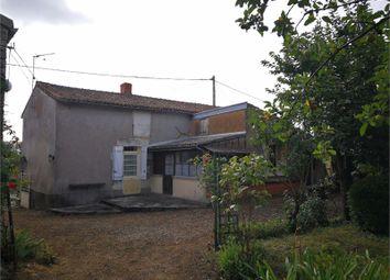 Thumbnail 1 bed property for sale in Poitou-Charentes, Vienne, Saint Clair