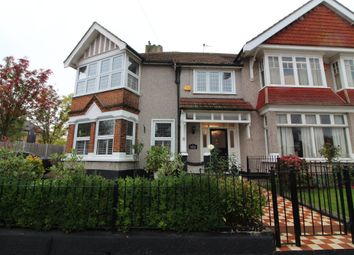 Thumbnail 4 bed semi-detached house for sale in College Avenue, Grays