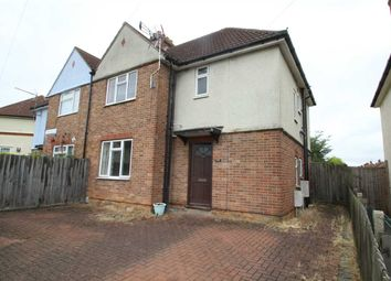 Thumbnail 3 bedroom semi-detached house for sale in Shakespeare Road, Ipswich