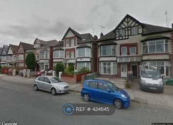 Thumbnail 2 bed maisonette to rent in Seaview Road, Wallasey
