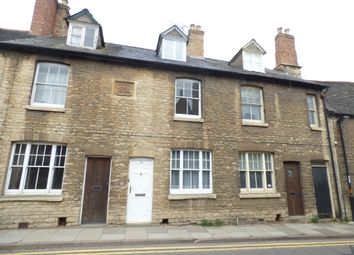 Thumbnail 2 bedroom terraced house for sale in North Street, Oundle, Peterborough