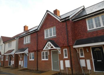 Thumbnail 2 bed terraced house for sale in The Weavers, Grigg Lane, Headcorn