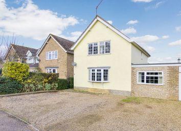 Thumbnail 4 bedroom link-detached house for sale in Horringer, Bury St. Edmunds, Suffolk