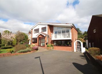 Thumbnail 4 bedroom detached house for sale in Norford Way, Bamford, Rochdale, Greater Manchester