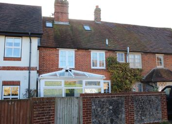 Thumbnail 3 bed terraced house to rent in Station Road, Kintbury