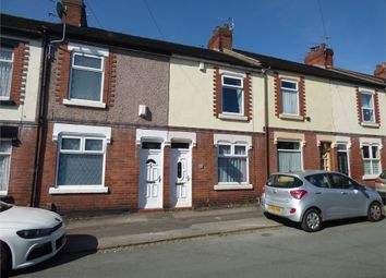 Thumbnail 3 bed terraced house for sale in Clarence Street, Wolstanton, Newcastle, Staffordshire