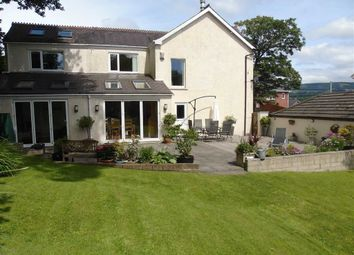 Thumbnail 4 bed detached house for sale in Smithfield Road, Pontardawe, Swansea