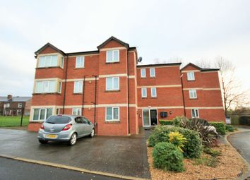 Thumbnail 2 bedroom flat for sale in Navigation Bank, Standish Lower Ground, Wigan