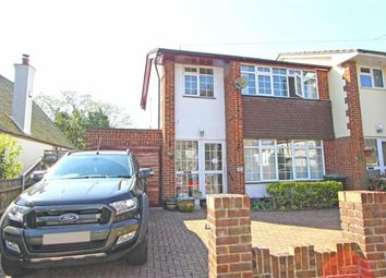 Thumbnail 3 bed semi-detached house for sale in Crescent Road, Leigh On Sea, Essex