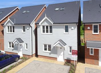 Thumbnail 4 bed detached house for sale in Station Road, East Preston, West Sussex