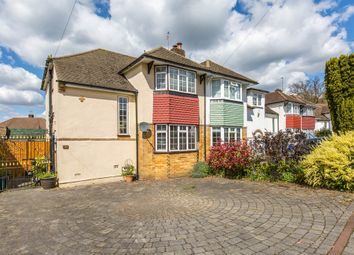 Thumbnail 3 bed semi-detached house for sale in Kingswood Avenue, South Croydon
