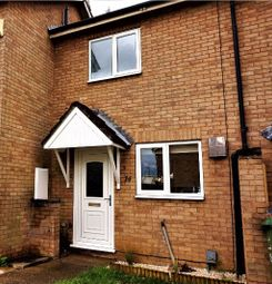 Thumbnail 1 bedroom terraced house for sale in De Bec Close, Peterborough