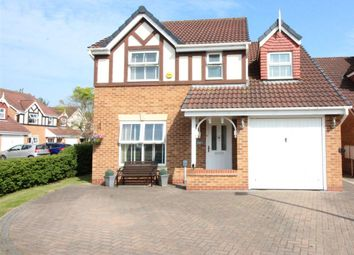 Thumbnail 4 bed detached house for sale in Whitefields Close, Beverley