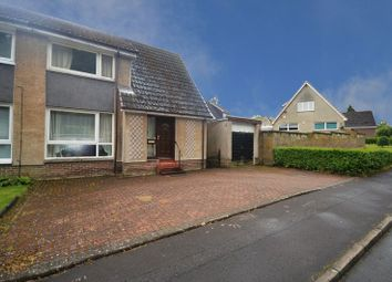 Thumbnail 2 bed semi-detached house for sale in Liberton Drive, Leslie, Glenrothes