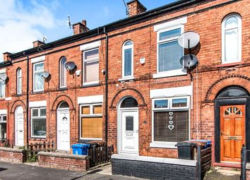 Thumbnail 2 bed terraced house for sale in Herbert Street, Stockport