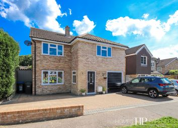 Thumbnail 4 bed detached house for sale in Fairway, Copthorne, Crawley