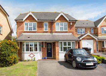 Thumbnail 4 bed detached house for sale in Lambourn Avenue, Stone Cross, Pevensey