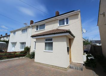 Thumbnail 3 bed semi-detached house for sale in Grateley Close, Southampton