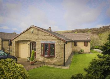 Thumbnail 4 bed detached bungalow for sale in Rushbed Drive, Crawshawbooth, Lancashire