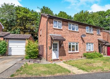 Thumbnail 3 bed semi-detached house for sale in Foxden Drive, Downswood, Maidstone