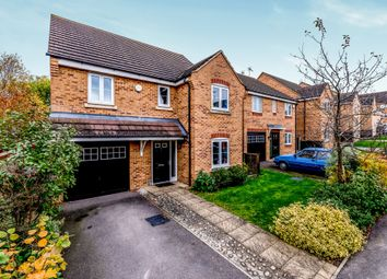 Thumbnail 4 bed detached house for sale in Reeve Close, Leighton Buzzard