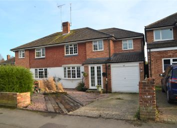 Thumbnail 4 bed semi-detached house for sale in Cotswold Way, Tilehurst, Reading, Berkshire