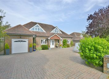 Thumbnail 4 bedroom detached house for sale in Vernham Road, Winchester, Hampshire