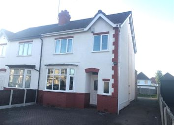 Thumbnail 3 bed property to rent in Manor Road, Oxley, Wolverhampton