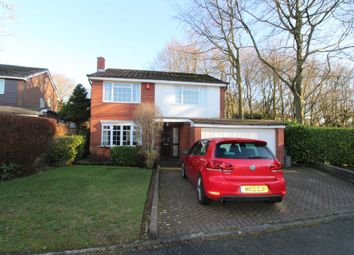 Thumbnail 4 bedroom detached house for sale in The Woodlands, Lostock, Bolton