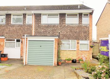 Thumbnail 3 bed end terrace house for sale in Stour Walk, Swindon