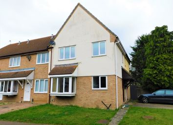 Thumbnail Mews house to rent in Cleveland Close, Colchester