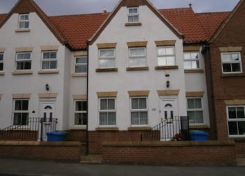 Thumbnail 3 bed terraced house for sale in Springfield, Scarborough