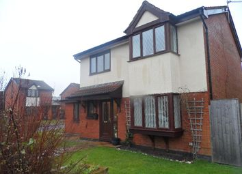 Thumbnail 4 bed detached house for sale in Pheasant Wood Drive, Thornton-Cleveleys