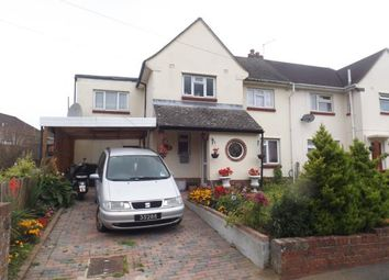 Thumbnail 4 bedroom semi-detached house for sale in Trinidad Crescent, Parkstone, Poole