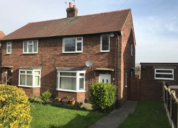 Thumbnail 2 bed semi-detached house to rent in Lumley Avenue, Castleford