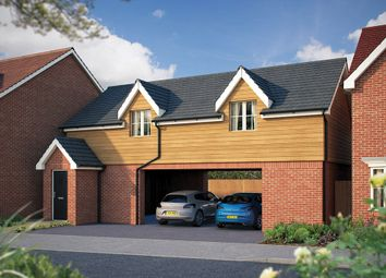 "Thumbnail 2 bed property for sale in ""The Barton"" at Holden Close, Biddenham, Bedford"