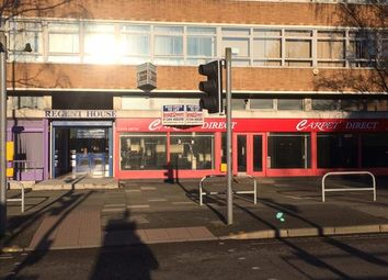 Thumbnail Retail premises to let in Unit 1B Regent House, Regent Street, Wrexham