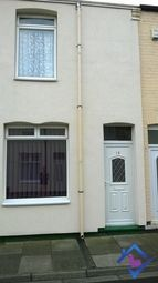 Thumbnail 2 bed property to rent in Derby Street, Hartlepool