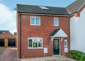 3 bed semi-detached house for sale in Robin Avenue, Harleston IP20