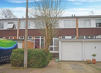 Thumbnail 3 bed terraced house for sale in Edward Close, Hampton Hill, Hampton