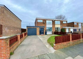 Thumbnail 3 bed property for sale in Kenton Road, North Shields