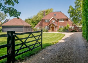 Thumbnail 5 bed detached house for sale in Jacksons Lane, Reed, Royston, Hertfordshire