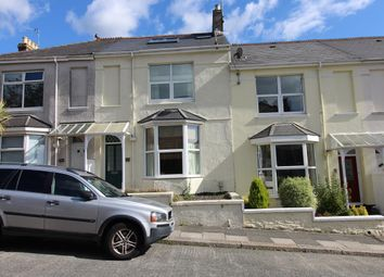 Thumbnail 4 bed terraced house for sale in Revel Road, Plymouth