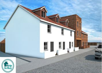 Thumbnail 4 bed terraced house for sale in Charlotte Court, High Street, Newington, Kent